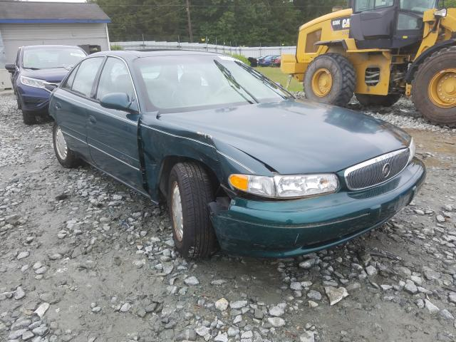 Buick Century CU,Century LI,Century LT,Century SP salvage cars for sale: 1998 Buick Century LI