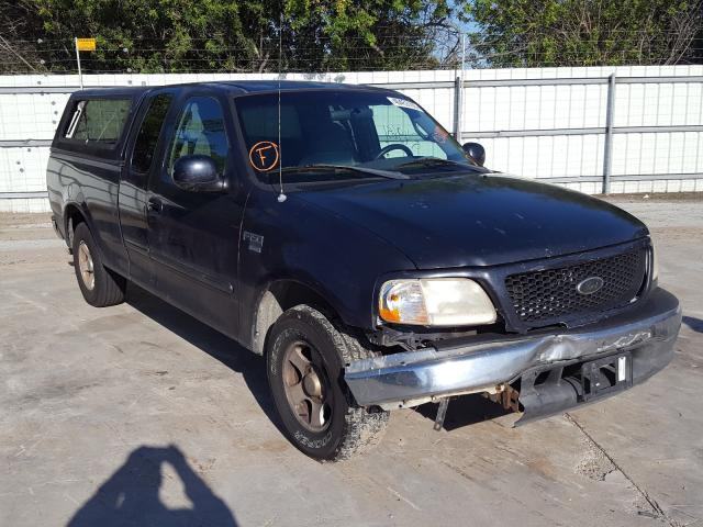 Salvage cars for sale from Copart Corpus Christi, TX: 2000 Ford F150