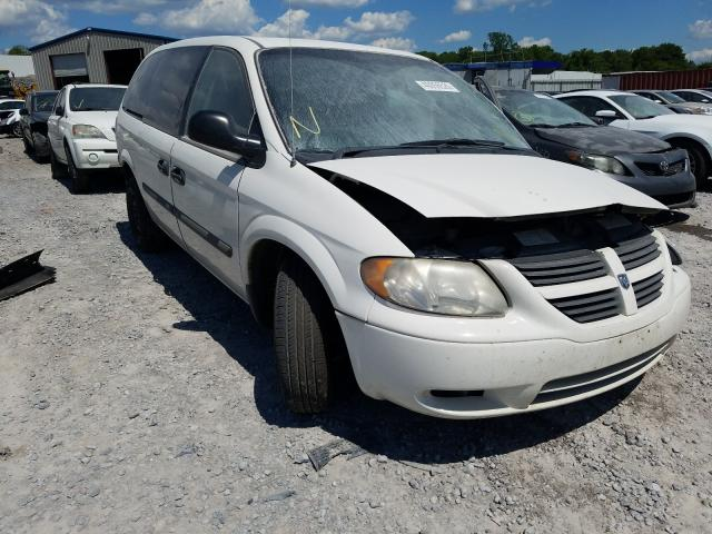 Dodge Grand Caravan salvage cars for sale: 2006 Dodge Grand Caravan