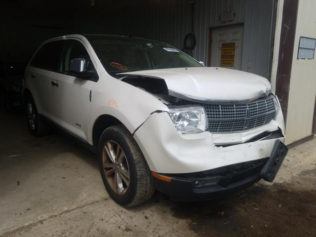 Lincoln Vehiculos salvage en venta: 2010 Lincoln MKX