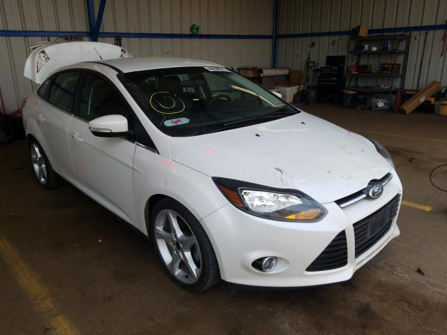 Vehiculos salvage en venta de Copart Colorado Springs, CO: 2014 Ford Focus Titanium