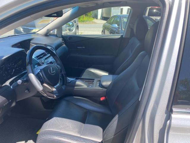 2T2BK1BA5EC227823 - 2014 Lexus Rx 350 Bas 3.5L rear view
