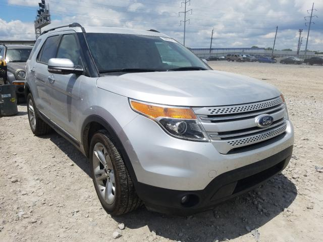 Ford Explorer L salvage cars for sale: 2014 Ford Explorer L