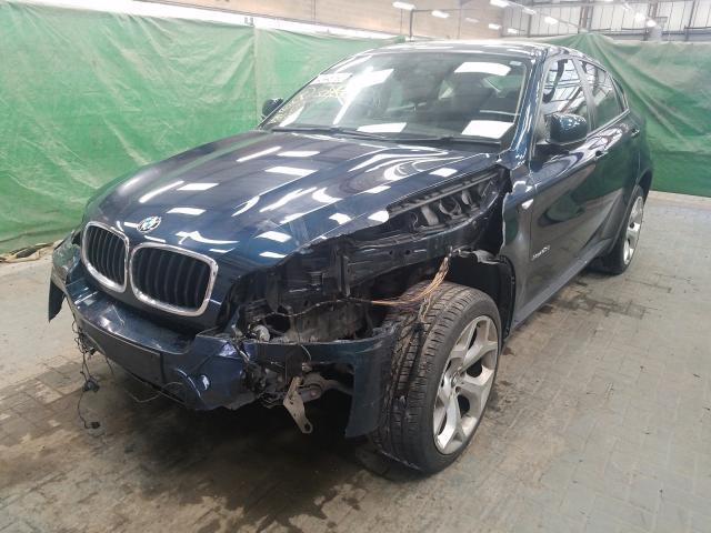 BMW X6 XDRIVE3 - 2013 rok
