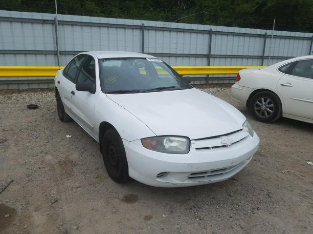 Chevrolet Cavalier salvage cars for sale: 2003 Chevrolet Cavalier