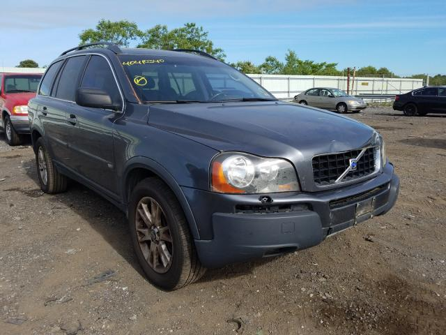 Volvo XC90 T6 salvage cars for sale: 2005 Volvo XC90 T6