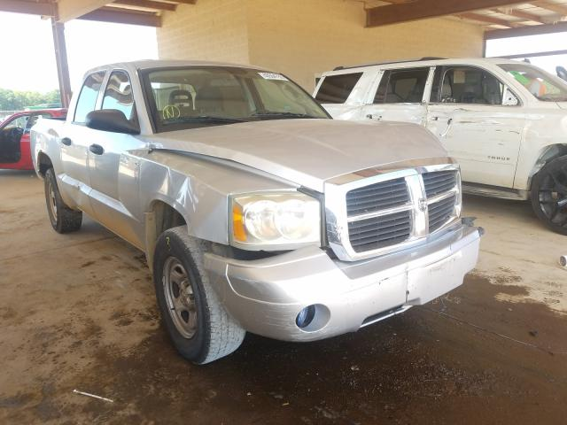 Dodge Dakota Quattro salvage cars for sale: 2005 Dodge Dakota Quattro