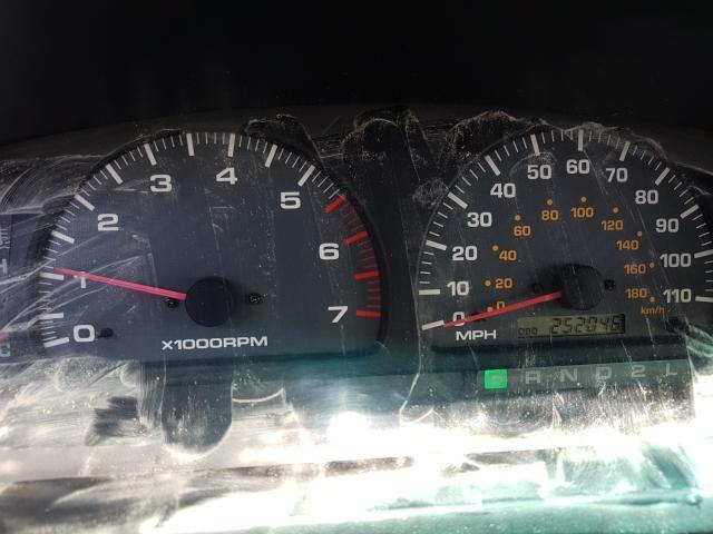 2000 TOYOTA 4RUNNER - Engine View