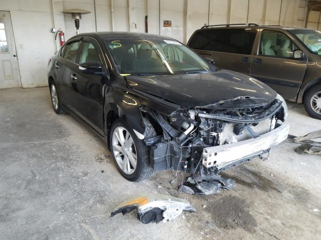 Salvage cars for sale from Copart Madisonville, TN: 2013 Nissan Altima 2.5