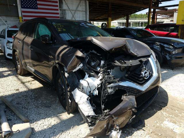 Nissan Murano S salvage cars for sale: 2018 Nissan Murano S
