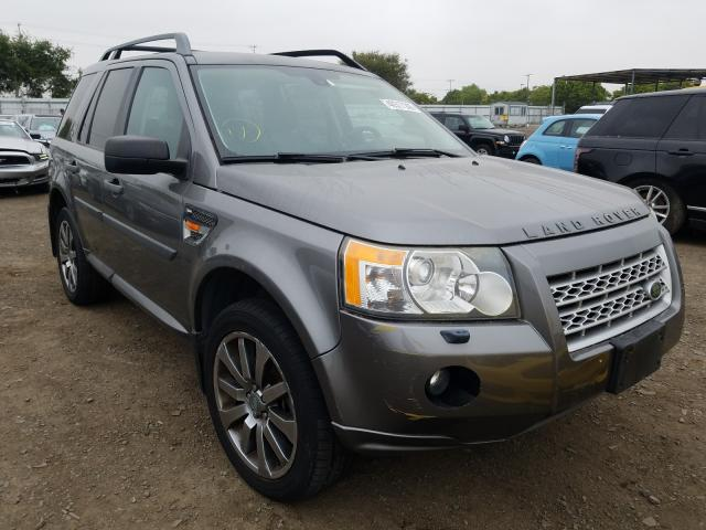 Land Rover salvage cars for sale: 2008 Land Rover LR2 HSE TE