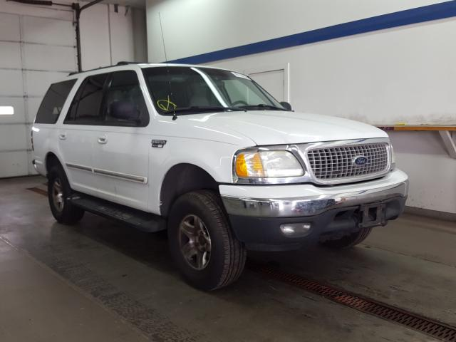 Salvage cars for sale from Copart Pasco, WA: 1999 Ford Expedition