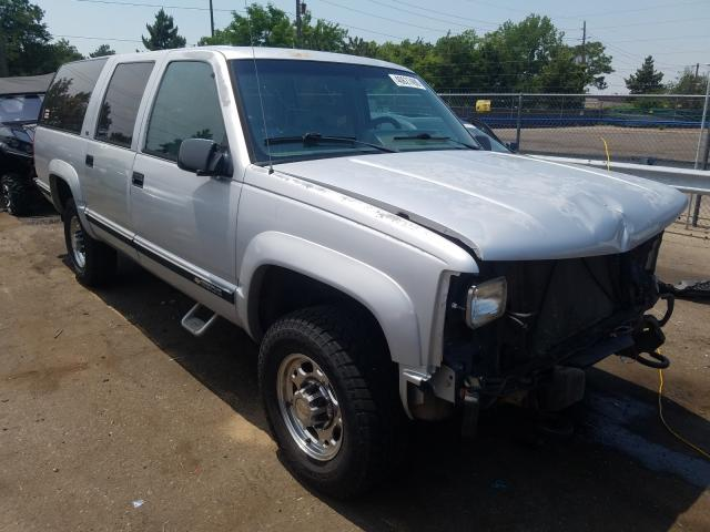 Chevrolet Suburban K salvage cars for sale: 1994 Chevrolet Suburban K