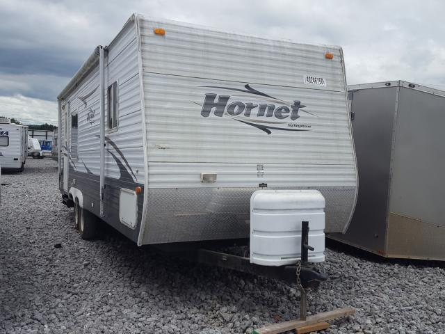 Keystone Hornet salvage cars for sale: 2006 Keystone Hornet