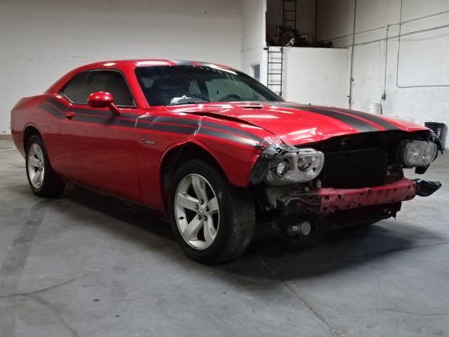Dodge Challenger salvage cars for sale: 2012 Dodge Challenger