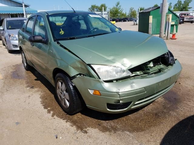 Ford Focus ZX4 Vehiculos salvage en venta: 2007 Ford Focus ZX4
