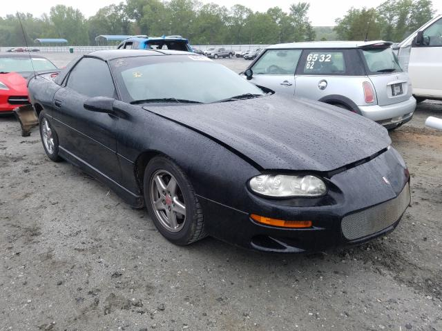 Chevrolet Camaro salvage cars for sale: 1998 Chevrolet Camaro