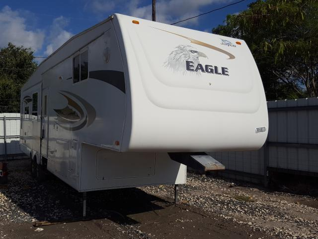 Salvage cars for sale from Copart Corpus Christi, TX: 2007 Jayco Eagle