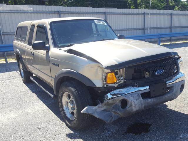 Ford salvage cars for sale: 2001 Ford Ranger SUP