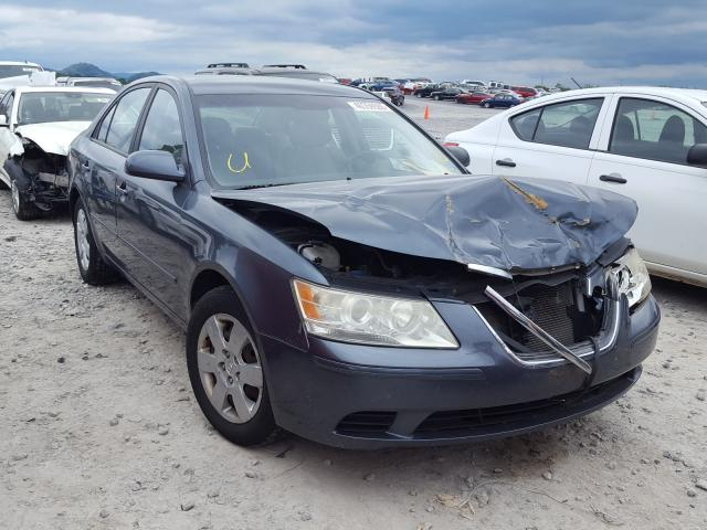 Salvage cars for sale from Copart Madisonville, TN: 2010 Hyundai Sonata GLS