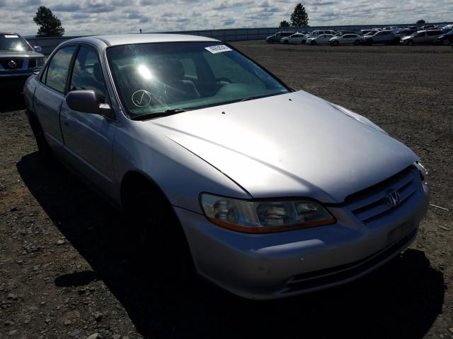 Salvage cars for sale from Copart Airway Heights, WA: 2001 Honda Accord LX