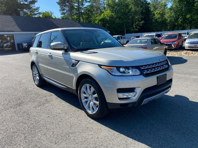 Salvage cars for sale from Copart North Billerica, MA: 2014 Land Rover Range Rover