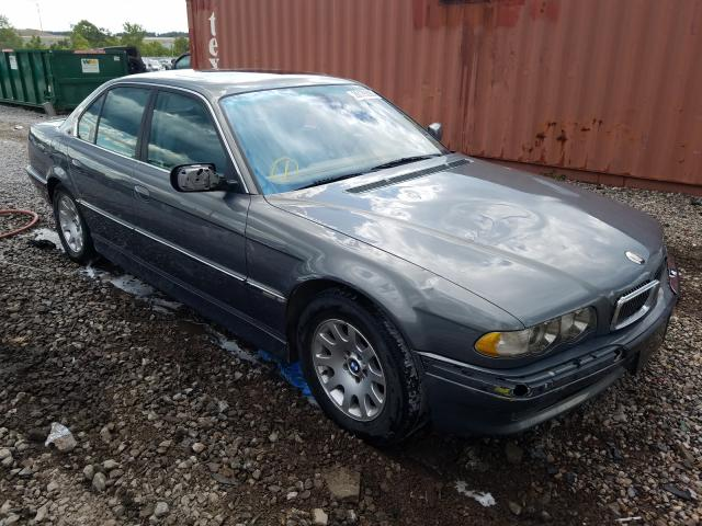2001 BMW 740 I Automatic for sale in Hueytown, AL