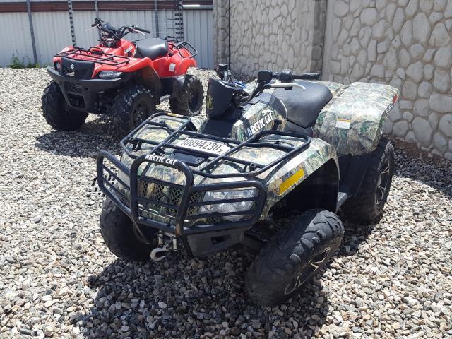 2013 ARCTIC CAT  ATV