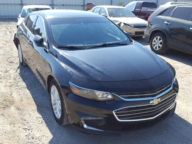 Salvage cars for sale from Copart Lansing, MI: 2016 Chevrolet Malibu LT