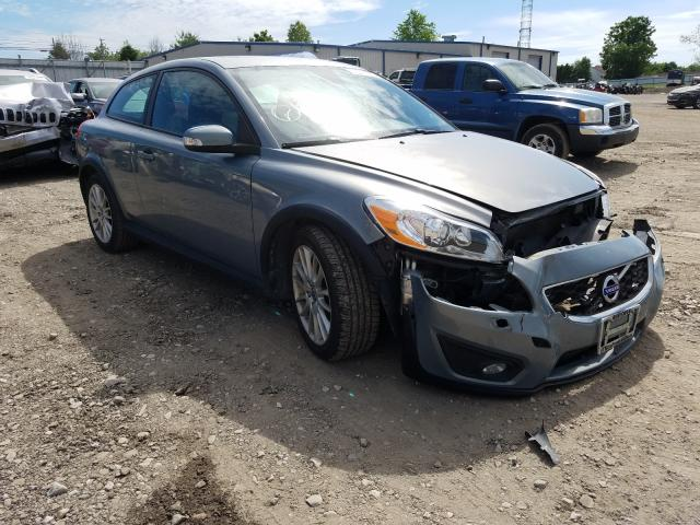 Volvo salvage cars for sale: 2012 Volvo C30 T5