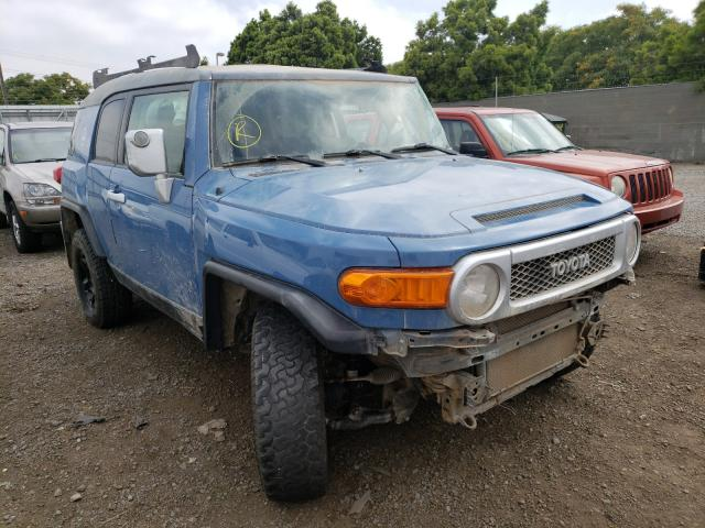 Toyota FJ Cruiser salvage cars for sale: 2011 Toyota FJ Cruiser
