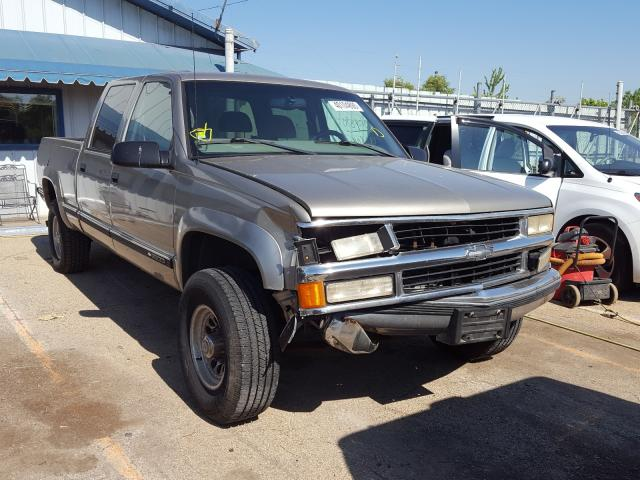 Chevrolet GMT-400 K2 salvage cars for sale: 2000 Chevrolet GMT-400 K2