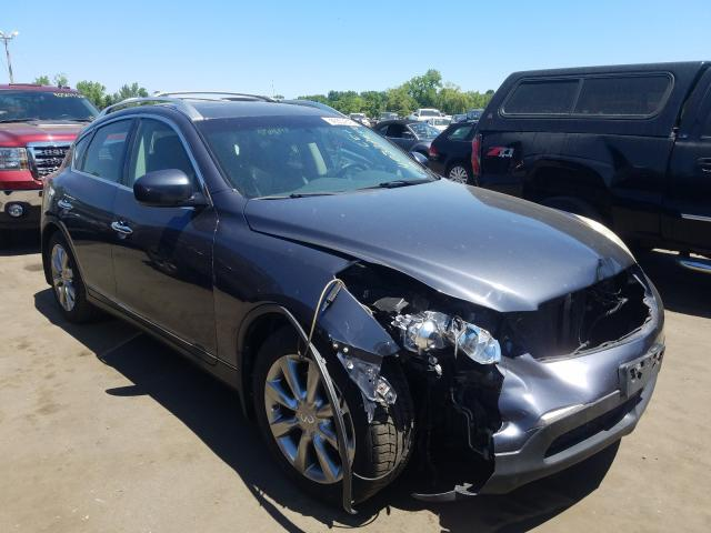 Infiniti salvage cars for sale: 2008 Infiniti EX35 Base