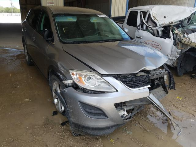 Salvage cars for sale from Copart San Antonio, TX: 2011 Mazda CX-9