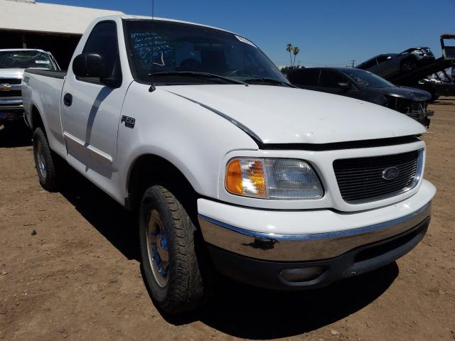 Ford salvage cars for sale: 2004 Ford F-150 Heri