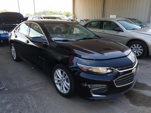 Salvage cars for sale from Copart Fort Wayne, IN: 2018 Chevrolet Malibu LT