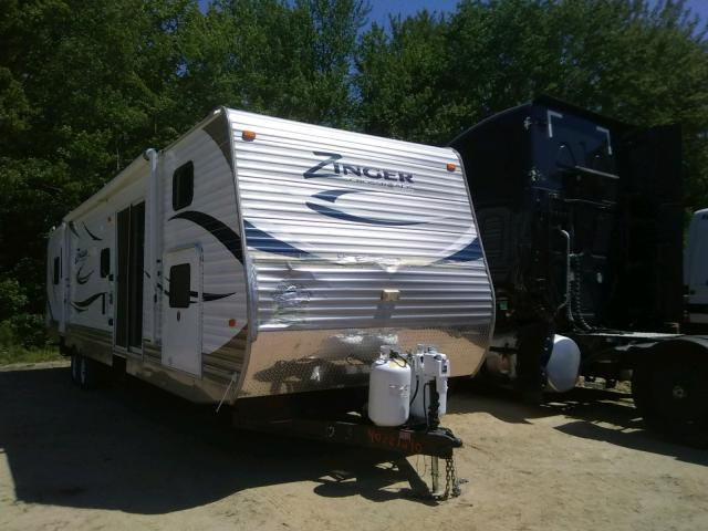 Alloy Trailer Vehiculos salvage en venta: 2012 Alloy Trailer Sportsman