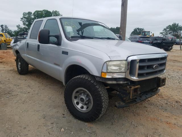 Ford F250 Super salvage cars for sale: 2004 Ford F250 Super