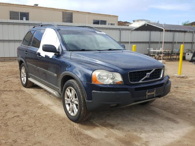 Volvo XC90 T6 salvage cars for sale: 2004 Volvo XC90 T6