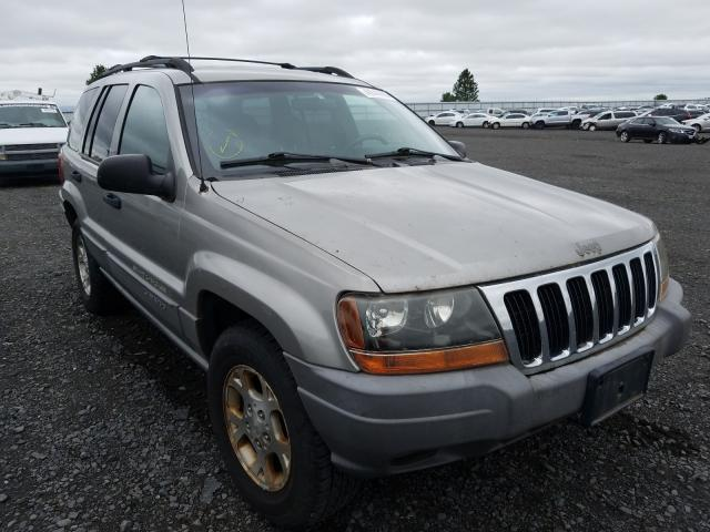 Salvage cars for sale from Copart Airway Heights, WA: 2000 Jeep Grand Cherokee