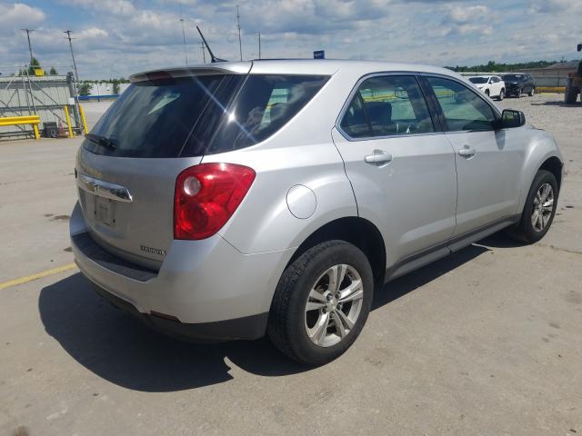 цена в сша 2013 Chevrolet Equinox Ls 2.4L 2GNALBEK0D1237705