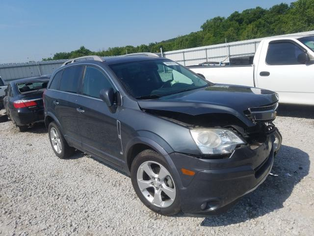 Chevrolet salvage cars for sale: 2013 Chevrolet Captiva LT