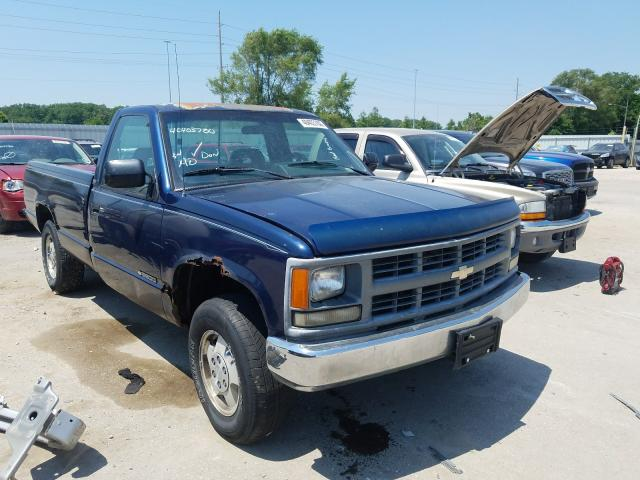 Chevrolet GMT-400 K2 salvage cars for sale: 1994 Chevrolet GMT-400 K2