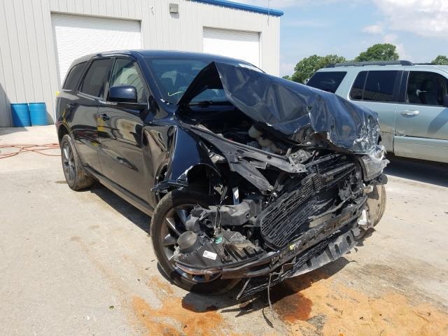 Dodge Vehiculos salvage en venta: 2018 Dodge Durango GT
