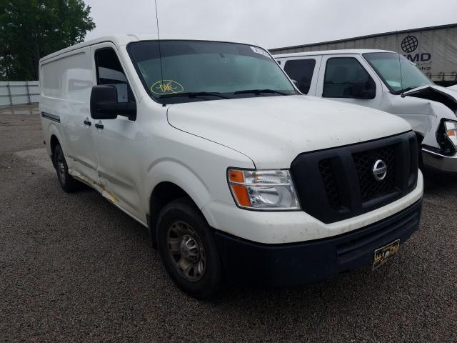 Salvage cars for sale from Copart Harleyville, SC: 2016 Nissan NV 1500 S