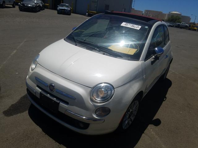 2013 Fiat 500 | Vin: 3C3CFFER0DT727738