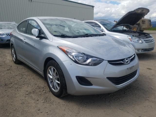 Hyundai salvage cars for sale: 2013 Hyundai Elantra GL