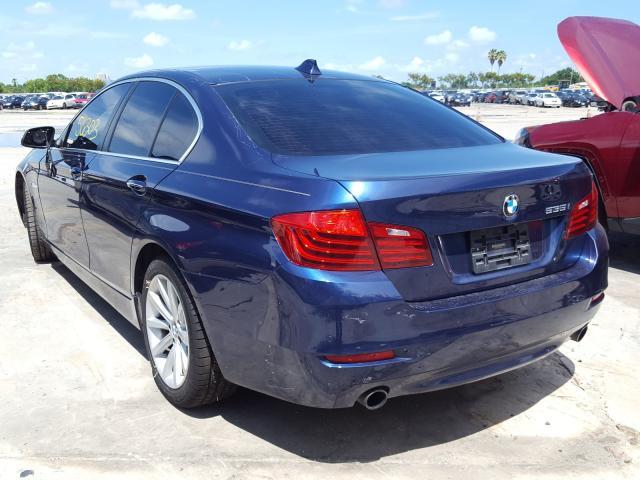 купить 2015 BMW 535 I WBA5B1C56FG127376