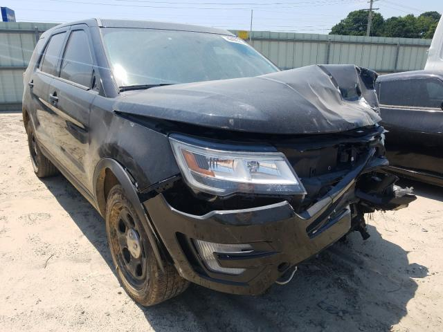 Ford Explorer P salvage cars for sale: 2018 Ford Explorer P