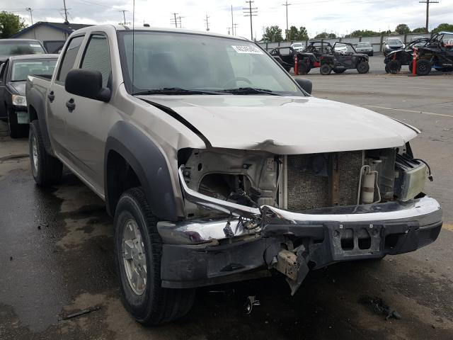 Chevrolet Colorado salvage cars for sale: 2007 Chevrolet Colorado